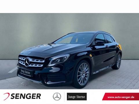 Mercedes-Benz GLA 250 AMG Line