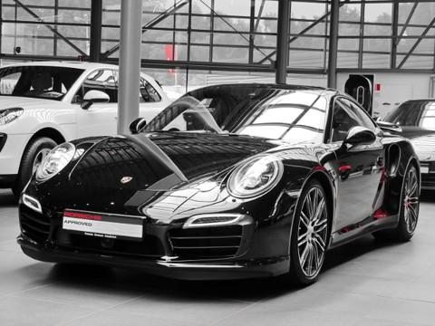 Porsche 991 911 Turbo S vorne PCM3