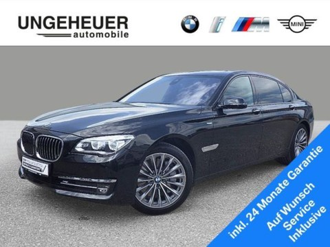 BMW 750 Ld xDrive Limousine Ed Exclusive