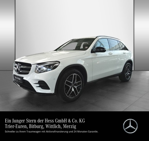 Mercedes-Benz GLC 220 d AMG Spur-P Night