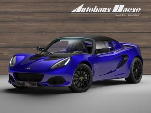 Lotus Elise 7.2 Sport 220 Anlieferung 0020