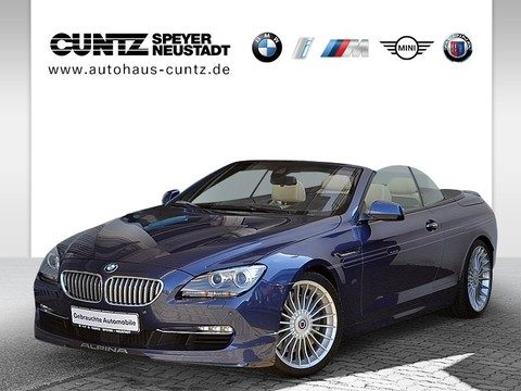ALPINA B6 Bi-Turbo Cabrio SWITCH-TRONIC Lavalina II