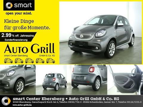 Smart ForFour 52kW PASSION Readyspace