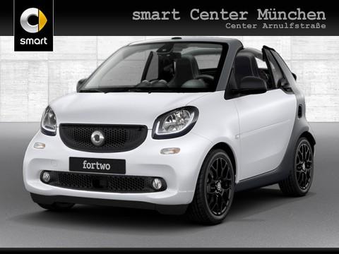 smart ForTwo cabrio 52kW prime Sport Komfort