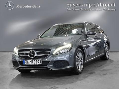 Mercedes-Benz C 350 e T Avantgarde Dist Fahrassist