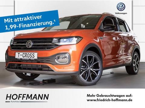 Volkswagen T-Cross 1.0 TSI Style R-Line-