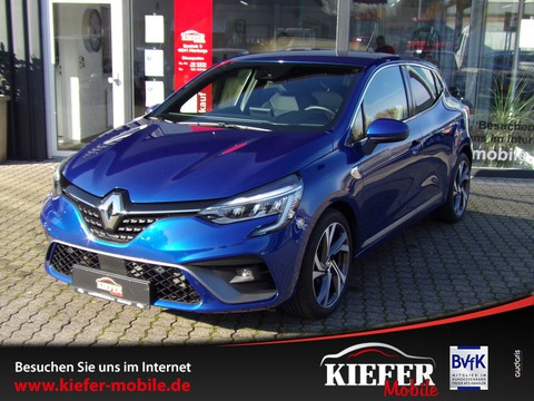 Renault Clio Tce 100 Line | | |