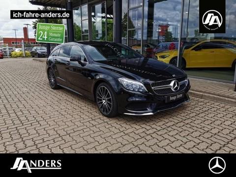 Mercedes-Benz CLS 250 d SB AMG Burm °