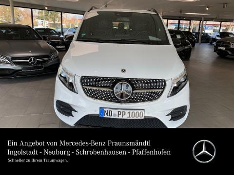 Mercedes-Benz V 300 d lang Edition Avantgarde MBUX