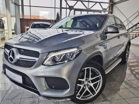 Mercedes-Benz GLE 350 Coupé d AMG--SITZKLIMA-ADS