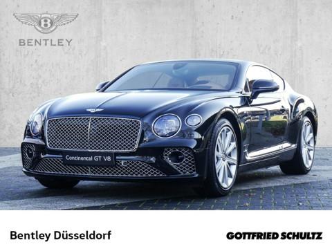 Bentley Continental New GT V8 BENTLEY DÜSSELDORF