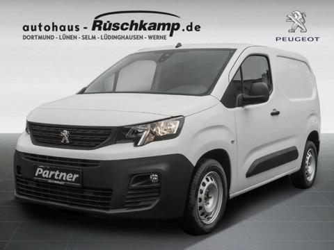 Peugeot Partner 1.5 Premium L1 130 Holzboden