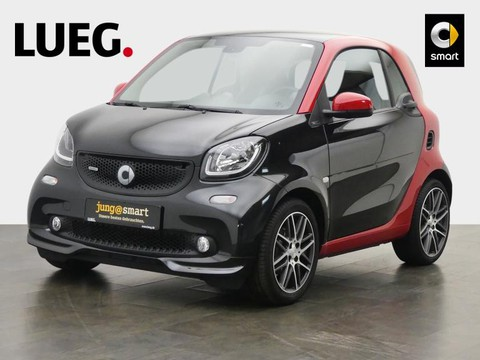 smart ForTwo coupé Brabus 80kW Cool u Media