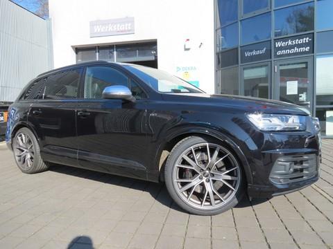 Audi SQ7 4.0 TDI quattro 22Zoll °