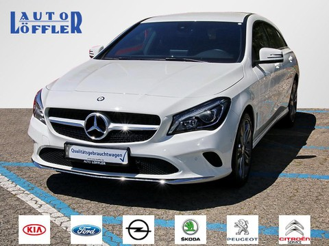 Mercedes CLA 180 Shooting Brake Urban Vorb
