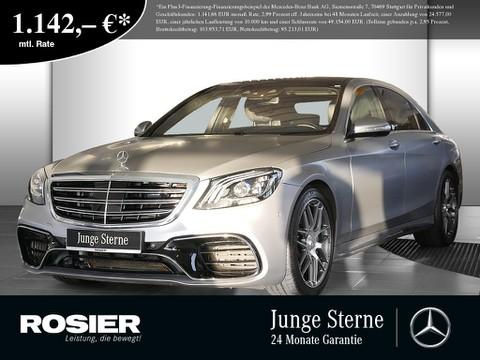 Mercedes-Benz S 63 AMG L