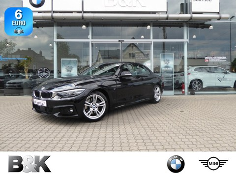 BMW 430 d Cabrio M Sportpaket Lease 0 Anz 489