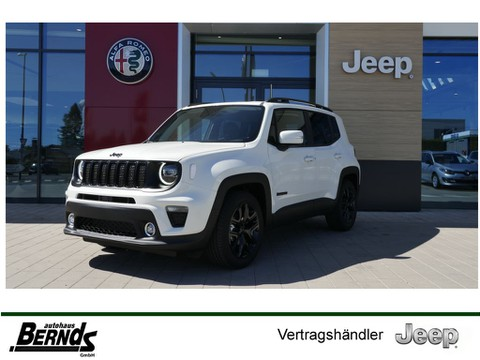 Jeep Renegade Limited MY20 BLACK PACK