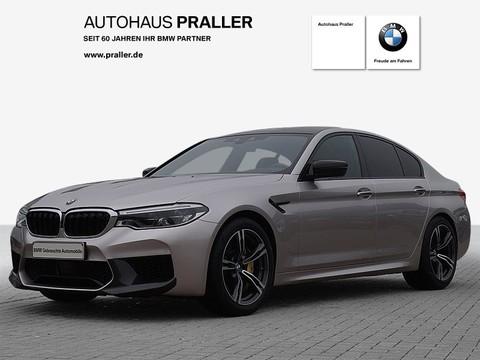 BMW M5 Limousine Individual Vollleder Carbonpaket TV M-Sitze