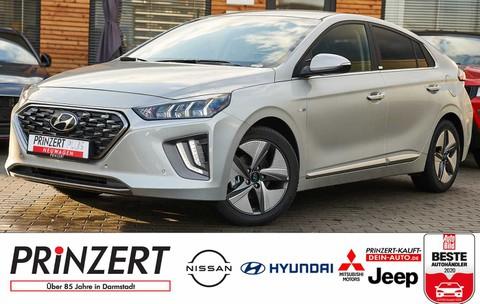 Hyundai IONIQ 1.6 Hybrid 6DCT Premium Paket