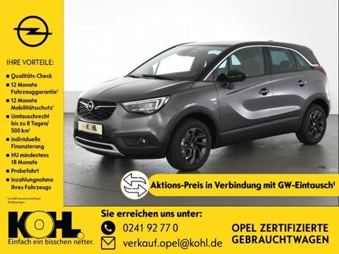 Opel Crossland X 1.2 120 Jahre Turbo Start-Stop