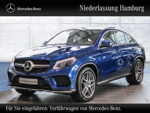 Mercedes GLE 350 d AMG Line