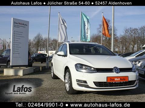 Volkswagen Golf Variant 2.0 TDI Highline 269 - mtl Rate