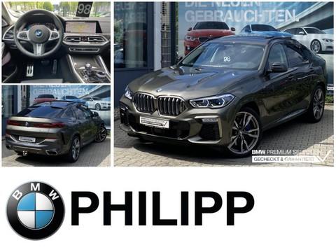 BMW X6 M50 i Night Vision Laser Sky Massage B&W