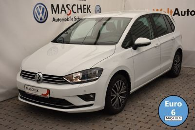 Volkswagen Golf Sportsvan 2.0 TDI Allstar Fin Na