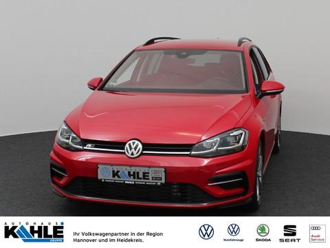 Volkswagen Golf Variant 2.0 TDI Golf VII Highline R-Line Active-Info-Display