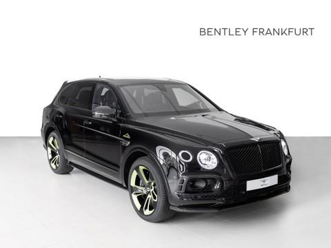 Bentley Bentayga V8 Pikes Peak von BENTLEY FRANKFURT