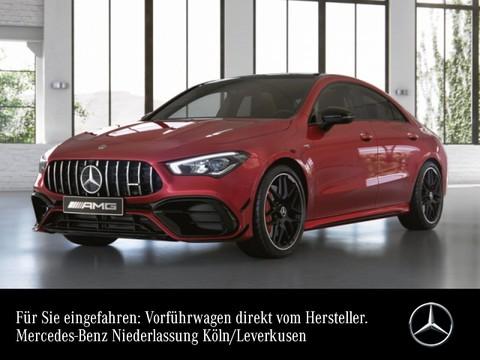 Mercedes-Benz CLA 45 S Coupé Sportpaket