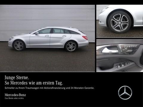 Mercedes CLS 250 SB Sportpaket Distro