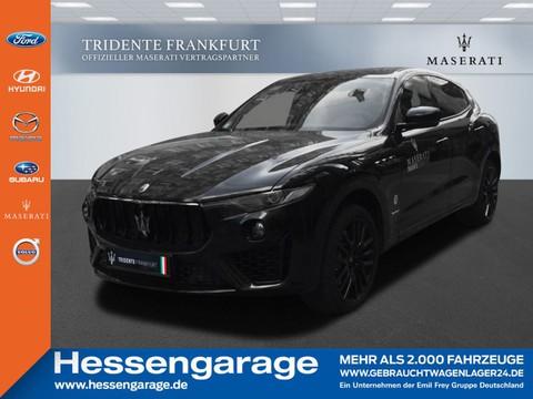 Maserati Levante GranSport Nerissimo B&W Sitzbel