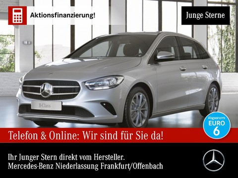 Mercedes-Benz B 180 d Premium Laderaump Spurhalt