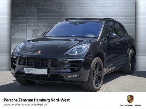 Porsche Macan Turbo Burmester 21-Zoll