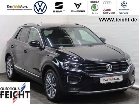 Volkswagen T-Roc 2.0 TSI FRONT