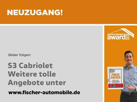 Audi S3 2.0 TFSI qu Cabriolet