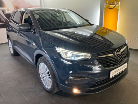 "Opel Grandland X Parkassi 18"""