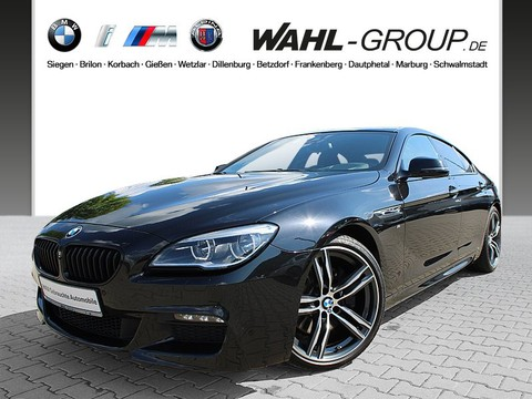 BMW 640 d xDrive Gran Coupé