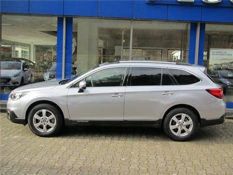 Subaru OUTBACK 2.0 D Lineartronic Comfort (B6)