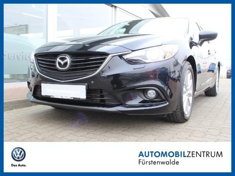 Mazda 6 2.2 150 Center-Line