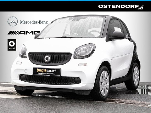 Smart ForTwo coupé 52kW Komfort