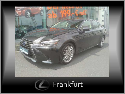 Lexus GS 450 h Luxury Line DVDP