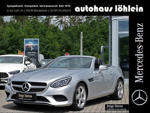 Mercedes-Benz SLC 180 SITZ-HZG