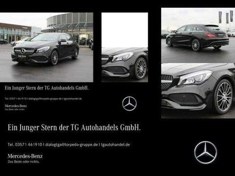 Mercedes CLA 180 SB AMG Line PEAK