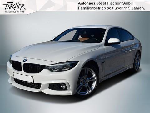 BMW 420 d Gran Coupe M Sport