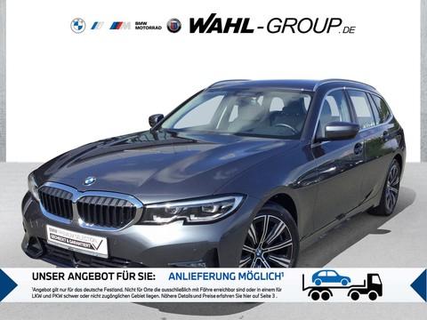 BMW 318 d Sport Line LC Prof