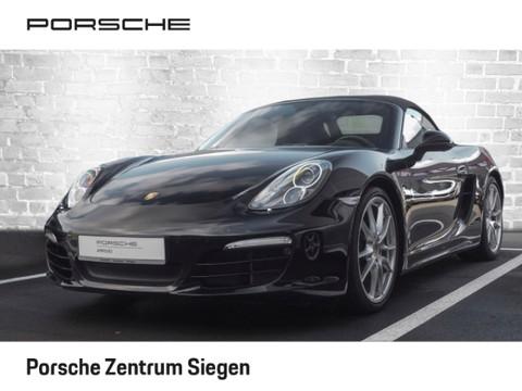 Porsche Boxster Saugmotor