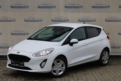 Ford Fiesta Cool & Connect 5-trg